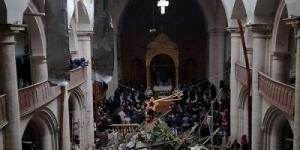 A minha resolução de Ano Novo: ser um pouco mais como os cristãos de Alepo