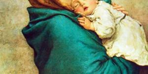 Maria é mãe da Esperança!
