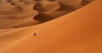 Viagem ao deserto