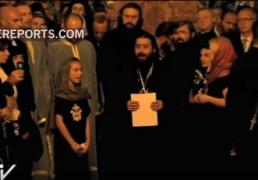 O canto do Pai-Nosso em aramaico que comoveu o Papa na Geórgia